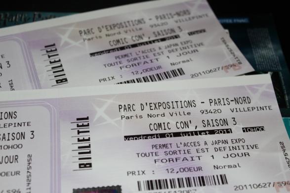 Comic Con' 2011